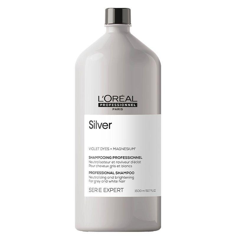 Silver Shampoo 1500Ml