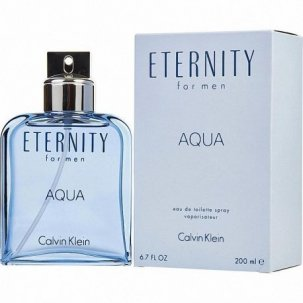 Eternity Aqua 200ml Varon